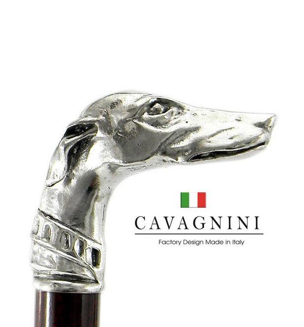 Bastone da collezione – il top dalla FONDERIA CAVAGNINI