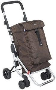 Carrello Foppapedretti marrone chocolate