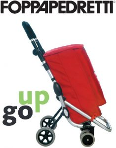 carrello foppapedretti go up originale