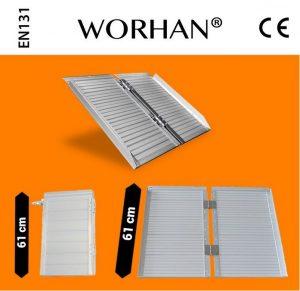 Pedana per disabili modello 61 Worhan