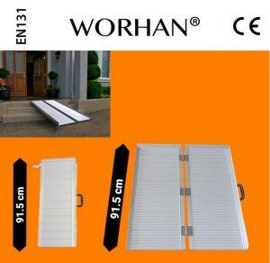 Pedana per disabili modello 91 Worhan