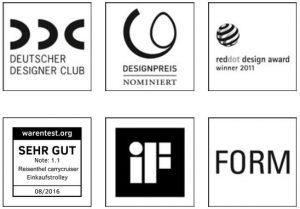 Premi design borse Reisenthel carrello spesa