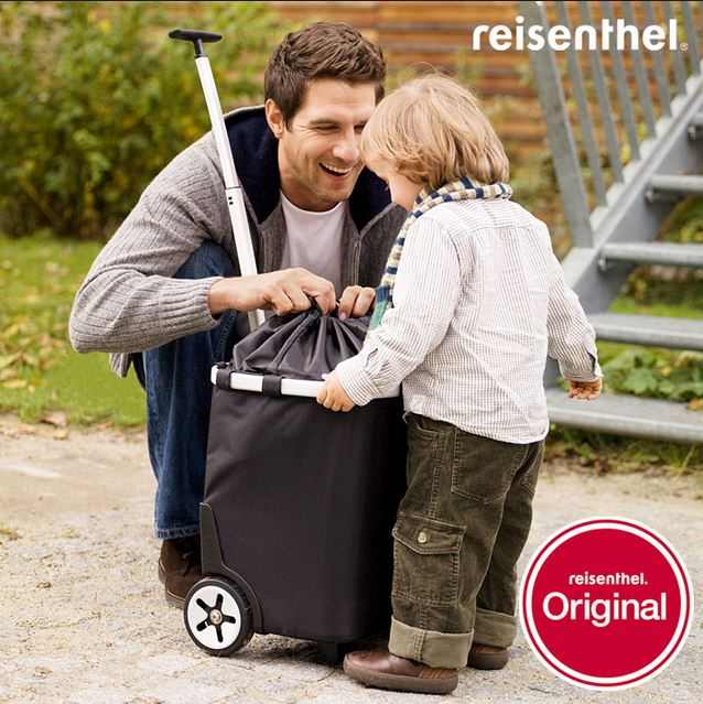 Reisenthel Carrycruiser – trolley spesa multipremiato