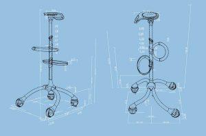 Disegno-tecnico-deambulatore-Famulo