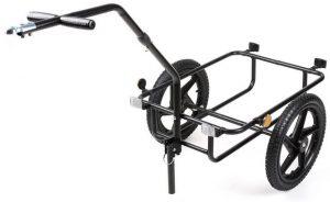 Rimorchio bici escursioni Duramaxx bike