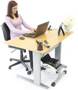 Mini Cyclette magnetica per ufficio e casa DeskCycle