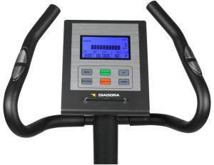 programma allenamento cyclette elettromagnetica Diadora