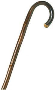 Bastone in legno di castagno per donna