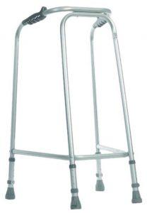 Deambulatore stretto leggero senza ruote Medium