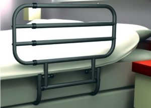 Maniglia letto e sponda allungabile