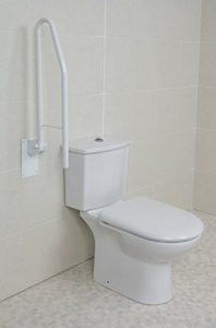 Maniglione ribaltabile bagno disabili anziani