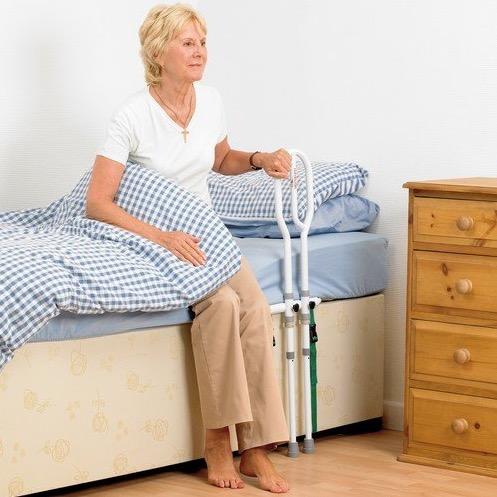 Maniglia letto disabili e anziani maniglione prezzi modelli - Sostegno per leggere a letto ...