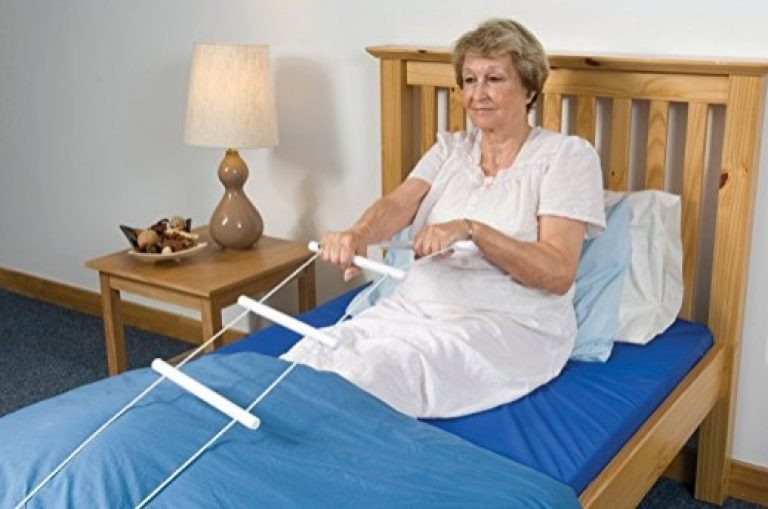 Scala di corda per letto anziani - Deambulatore Subito