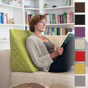 Cuscino a cuneo per letto e divano design