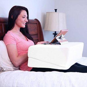 Cuscino pieghevole cuneo schiena gambe