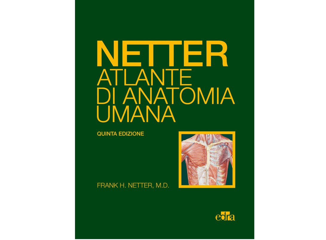 Netter Atlante di Anatomia Umana versione italiana