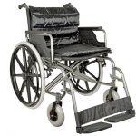 Sedia a rotelle extra large carrozzina larga