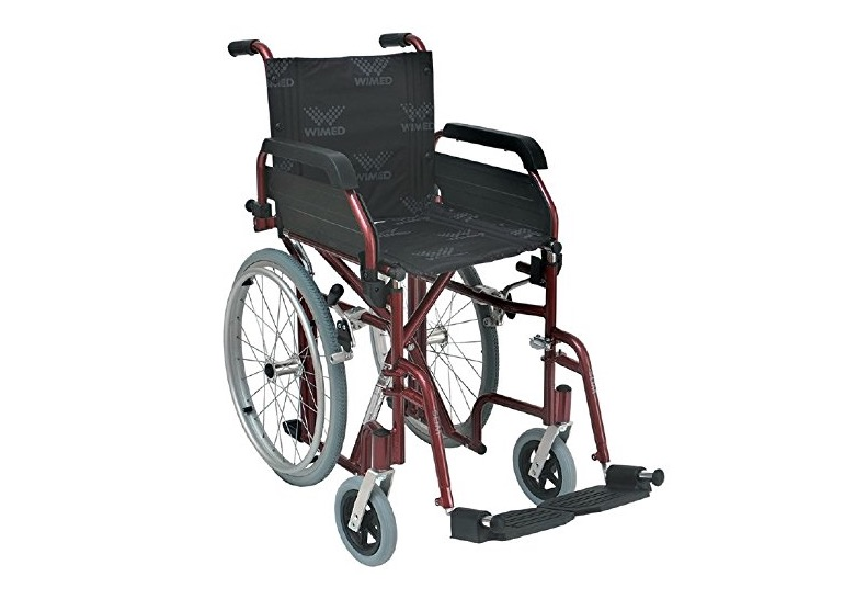 Sedia a rotelle stretta – carrozzina per passaggi stretti