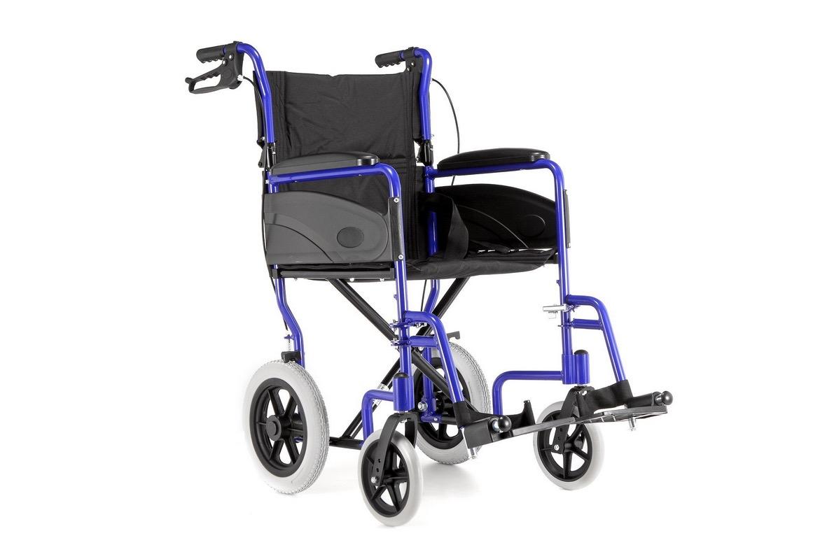 Sedia a rotelle ultraleggera pieghevole massima libert for Sedia a rotelle kuschall