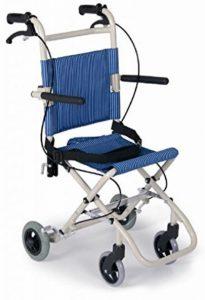 sedia a rotelle da transito bambini medica