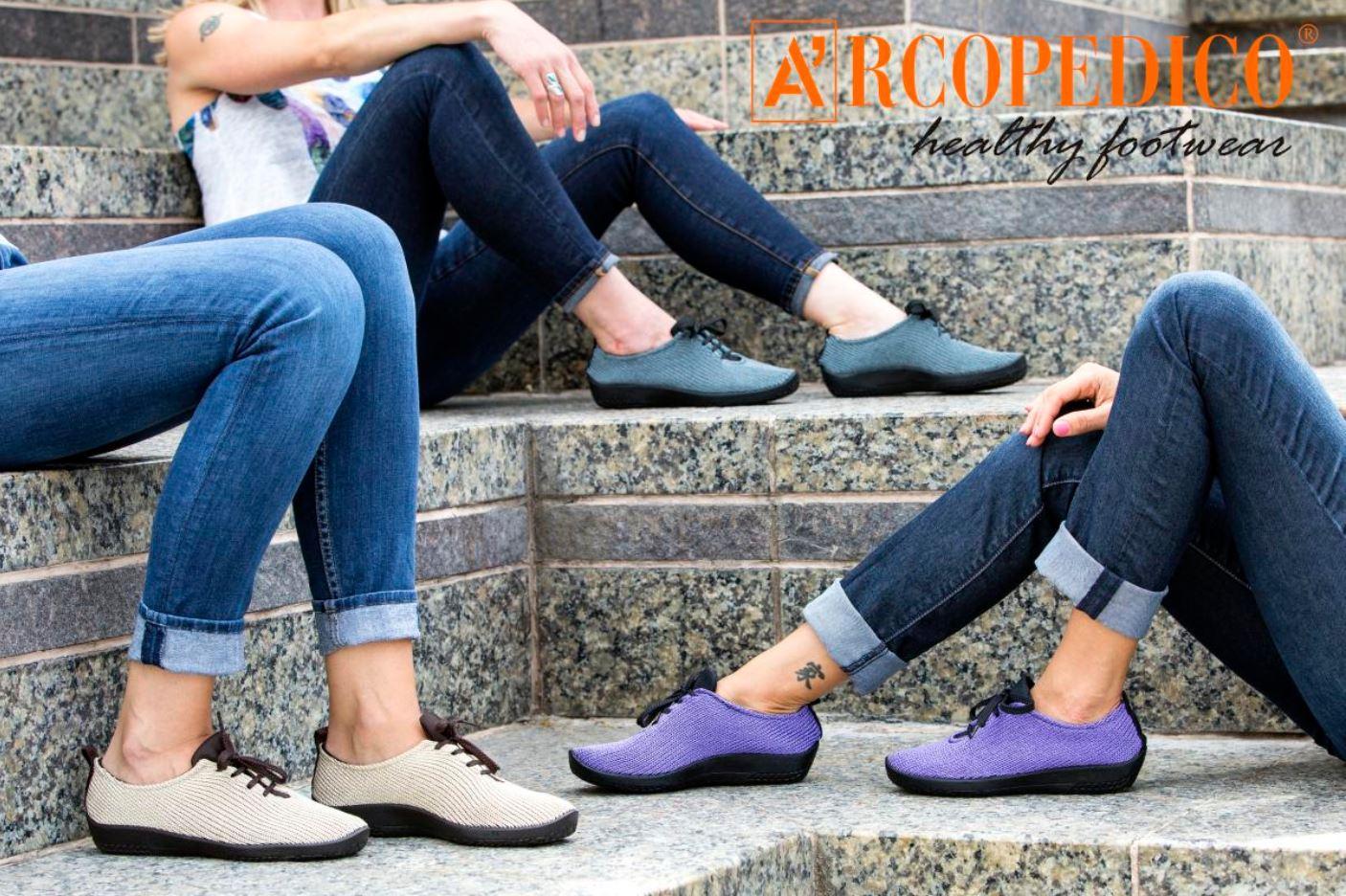 Scarpe Arcopedico plantare anatomico