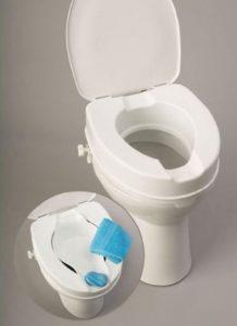 Alzawater per wc che funziona da bidet