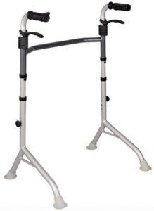 Mini deambulatore a gambe fisse - girello per anziani