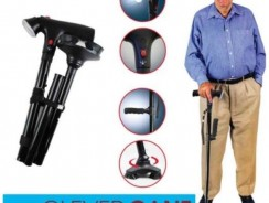 Clever Cane, il bastone da passeggio con led intelligente!