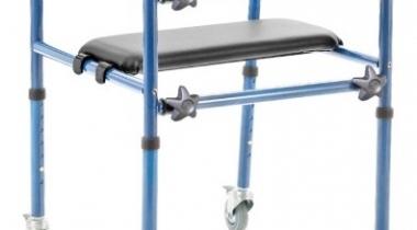 Deambulatore RP748 – deambulatore smontabile 4 ruote