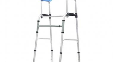 Deambulatore brachiale con seduta e leggero