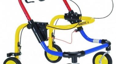 Deambulatore per bambini da esterno e con ruote