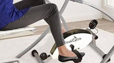 Mini Cyclette magnetica per casa e ufficio – DeskCycle