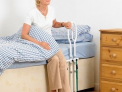 Maniglia letto disabili e anziani – maniglione