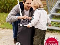 Reisenthel Carrycruiser – trolley spesa multipremiato